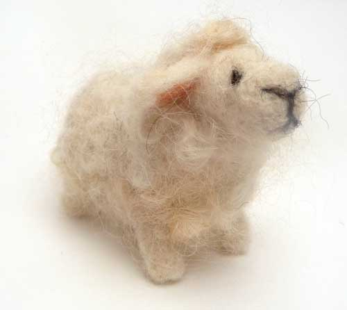 Felted-Sheep