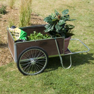 He Even Through In A Great Little Bushel Basket! Good Deal. (Image Is Just  From Online, This Is Not My Cart, But They Look The Same.) Gardenway