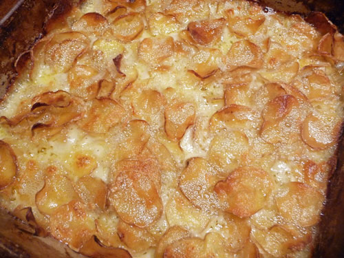 Scallopedpotatoes
