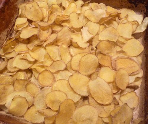 Картофель сушеный в домашних условиях 79